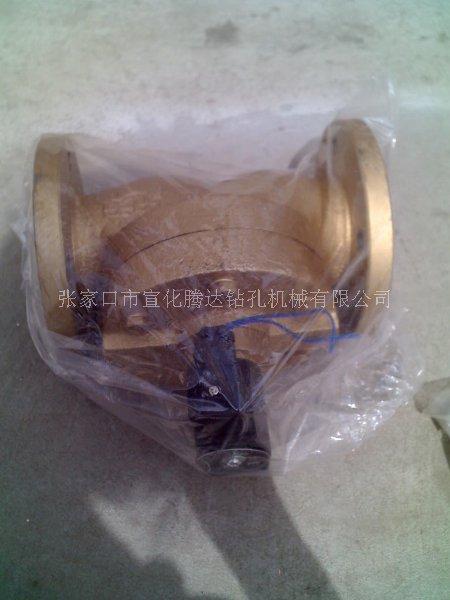 汕头KQ150潜孔钻机配件电磁阀