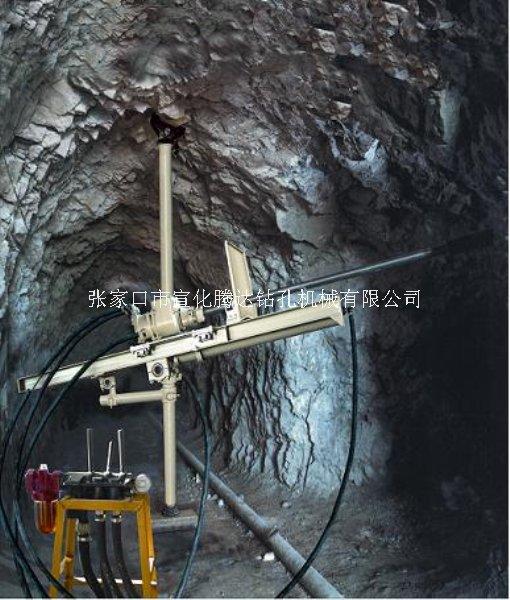 粗气缸潜孔钻机QZJ100B-J潜孔钻机