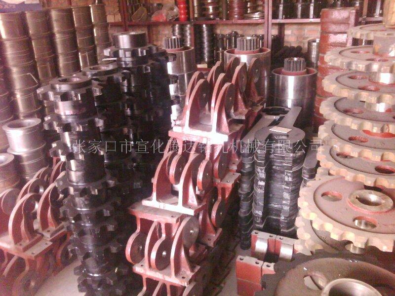 辽宁葫芦岛水泥KQG150潜孔钻机配件生产商