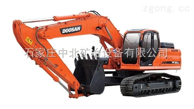 斗山DX260LC挖掘机配件
