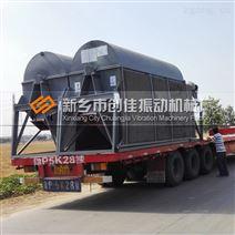 選煤廠專用GTS型滾筒篩分機