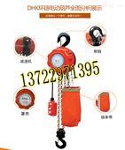 喆力订购不同型号3吨3米DHK型环链电动葫芦