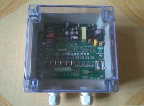 jmk型脉冲控制仪采用集成控制电路和可控硅直流开关,它具有体积小