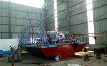 河南東威設計的抽沙船價格實惠效率高效果好
