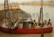 煙臺哪里能買到采沙設備鉆探式抽沙船找東威
