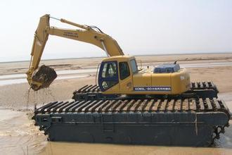 细数挖掘机的多种装车方式